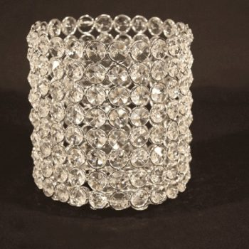 Crystal Beads Cylinder