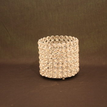 5X5 ROUND CRYSTAL BEADS